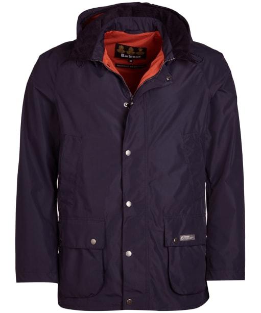 Men's Barbour Arlington Waterproof Jacket - Navy