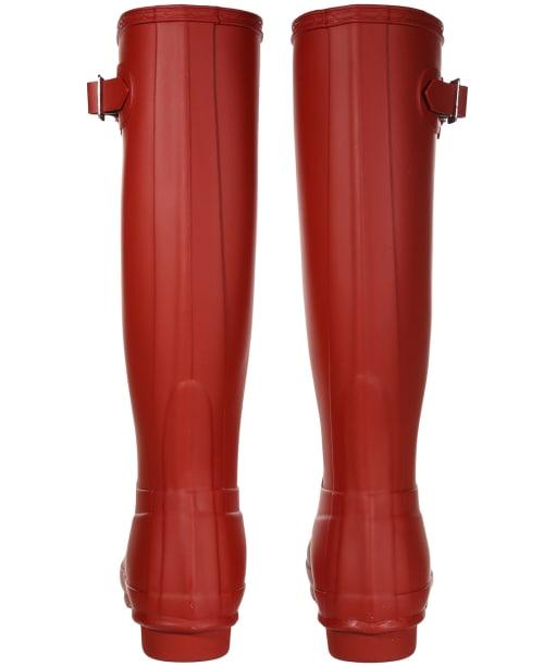 Women's Hunter Original Tall Wellington Boots - Military Red