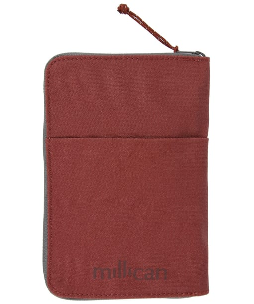 Millican Powell the Travel Wallet - Rust