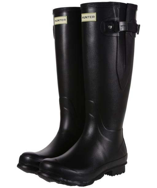 Women S Hunter Norris Field Side Adjustable Wellington Boots