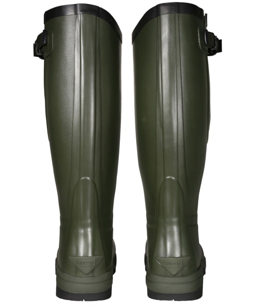 Hunter Balmoral Classic Wellington Boots - Dark Olive