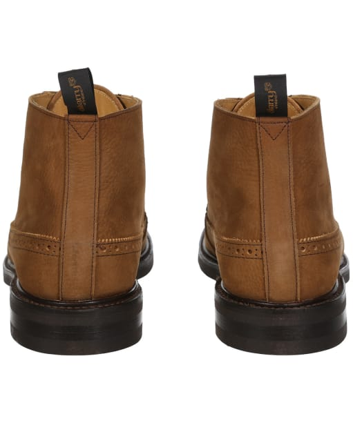 Men's Dubarry Welted Down Boots - Brown
