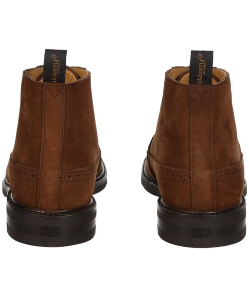 Men's Dubarry Welted Down Boots - Walnut