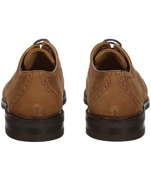Men's Dubarry Derry Derby Brogue Shoes - Brown