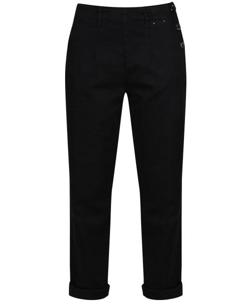 Women's Seasalt Waterdance Trousers - Black