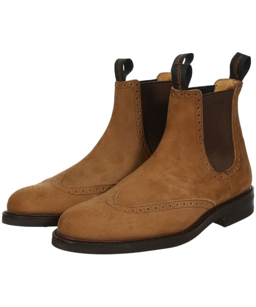 Men's Dubarry Fermanagh Chelsea Boots - Brown