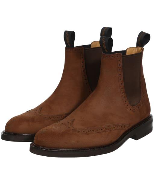 Men's Dubarry Fermanagh Chelsea Boots - Walnut