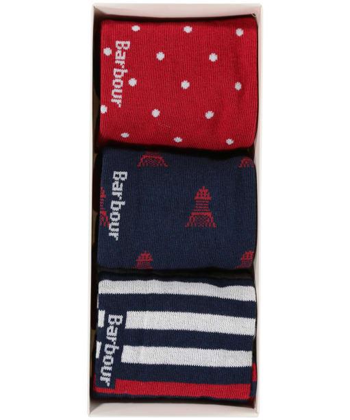 Men's Barbour Beacon Spot Gift Set - Multi