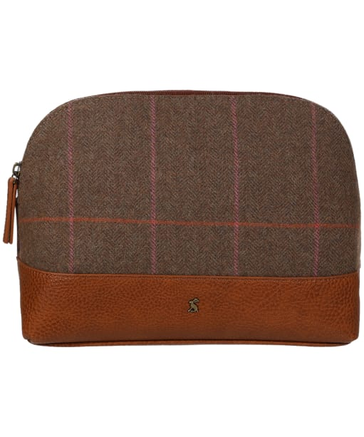 Women's Joules Onboard Tweed Travel Bag - Hardy Tweed