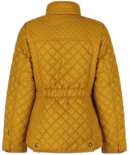 Women's Joules Newdale Quilted Jacket - Camel