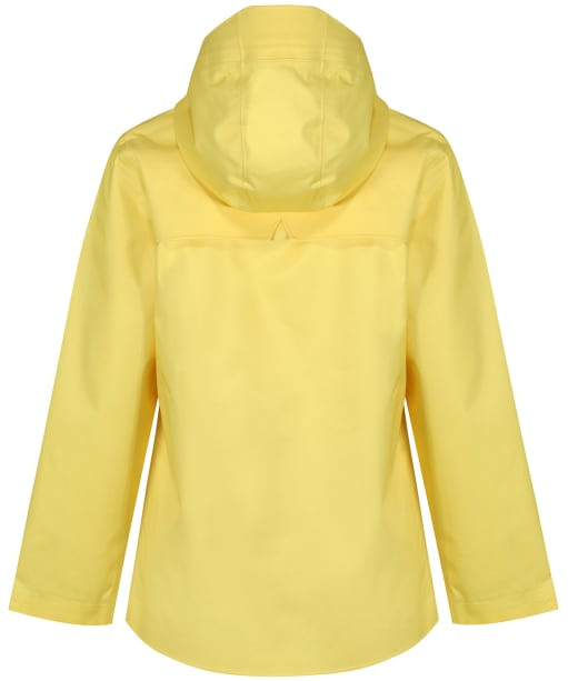 Women's GANT Rain Coat - Lemon