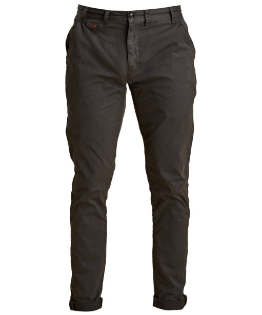 Men's Barbour Neuston Stretch Chinos - Gunmetal