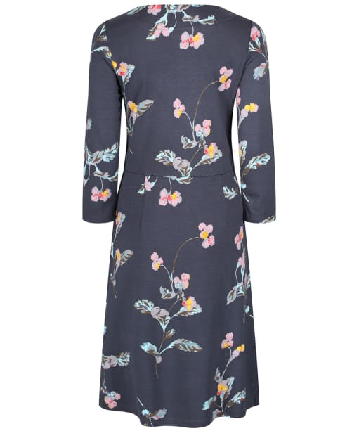 Women's Joules Beth Dress - Soft Grey Floral