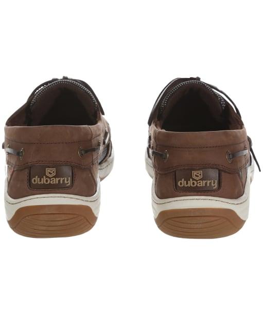 Men's Dubarry Regatta Boat Shoes - Donkey Brown