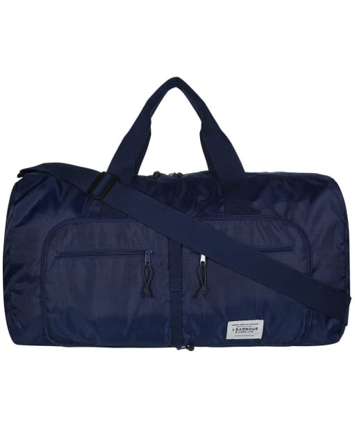 Barbour Kilburne Packaway Holdall - Navy