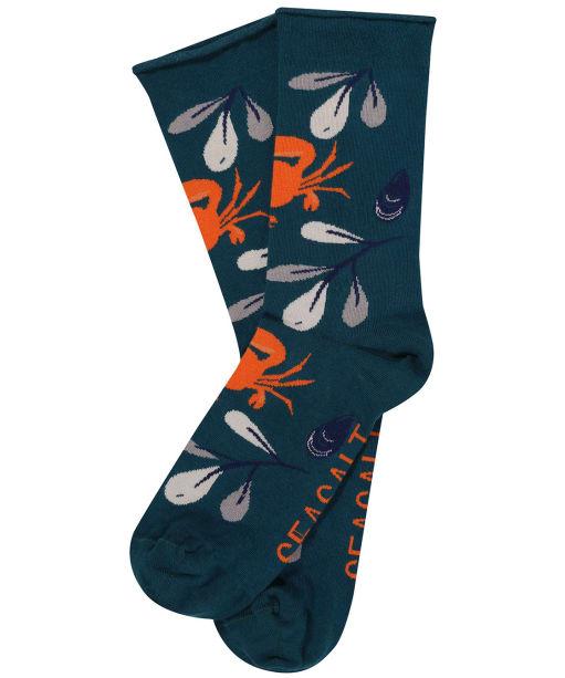 Women's Seasalt Arty Socks - Seaside Romance Gust