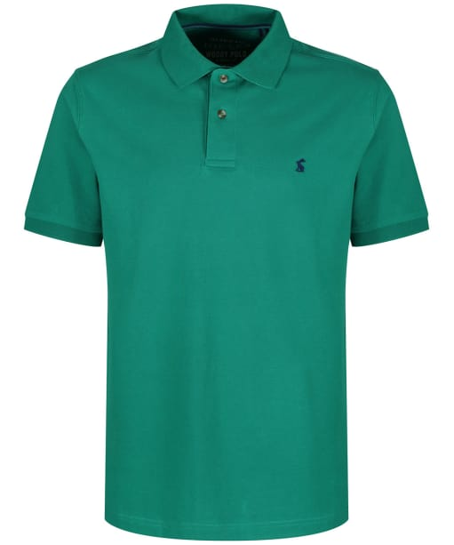 Men's Joules Woody Classic Polo Shirt - Green