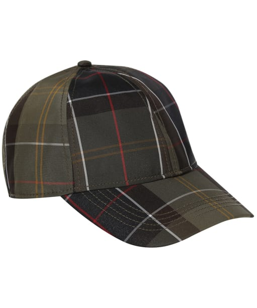 Men's Barbour Tarset Tartan Cap - Barbour Classic