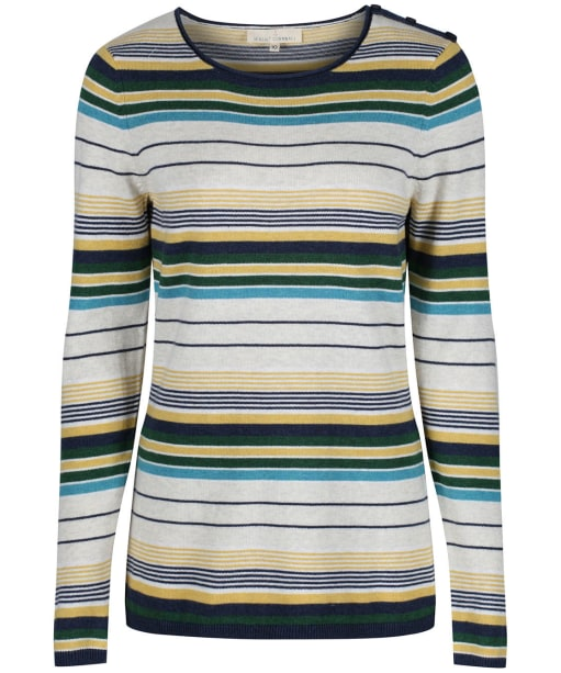 Women's Seasalt Brill Jumper - Village Green Multi