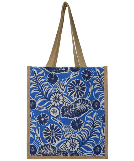 Women's Seasalt Jute Shopper Bag - Floral Medley Waterfront