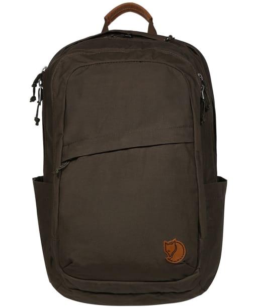 Fjallraven Raven 28L Backpack - Dark Olive