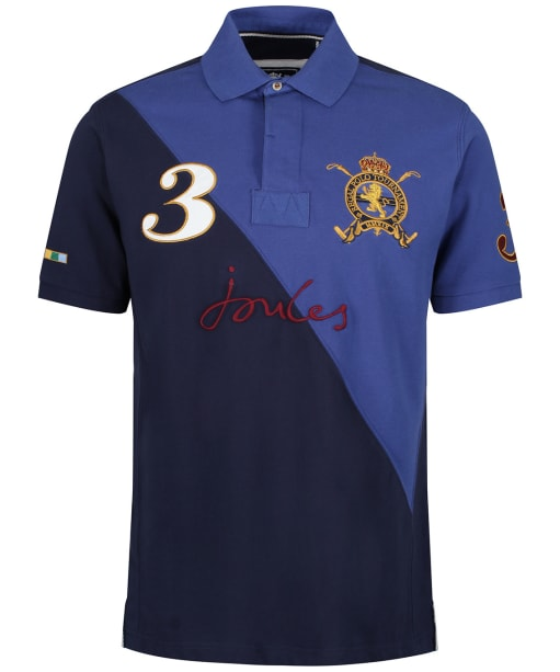 Men's Joules Regal Polo Shirt - French Navy