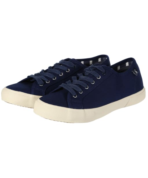 Women's Joules Coast Pumps - French Navy