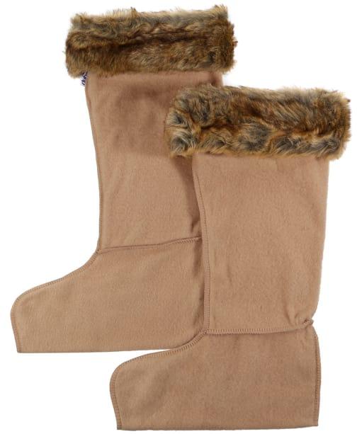 Women's Dubarry Boot Liners - Chinchilla