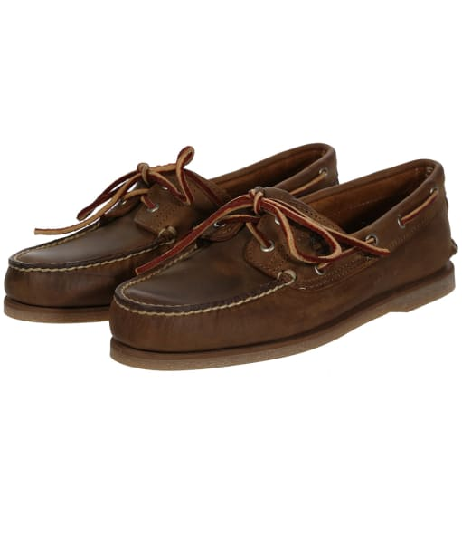 Men's Timberland Classic Boat Shoes - Gaucho Roughcut