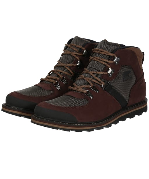 Men's Sorel Madson™ Waterproof Sport Hiker Boots - Mud
