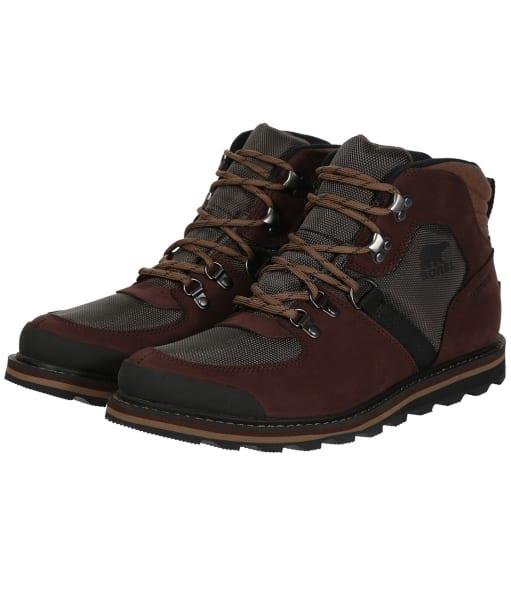 Men's Sorel Madson™ Waterproof Sport Hiker Boots - Mud