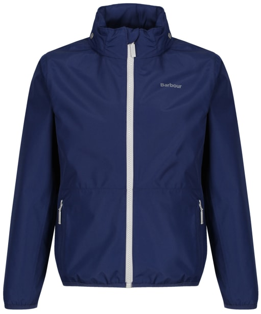 Boy's Barbour Terrace Waterproof Jacket 10-15yrs - Regal Blue