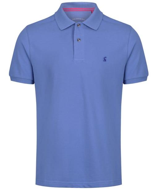 Men's Joules Woody Classic Polo Shirt - Powder Blue