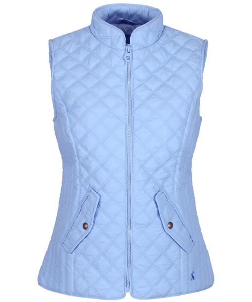 Women's Joules Minx Gilet - Blue