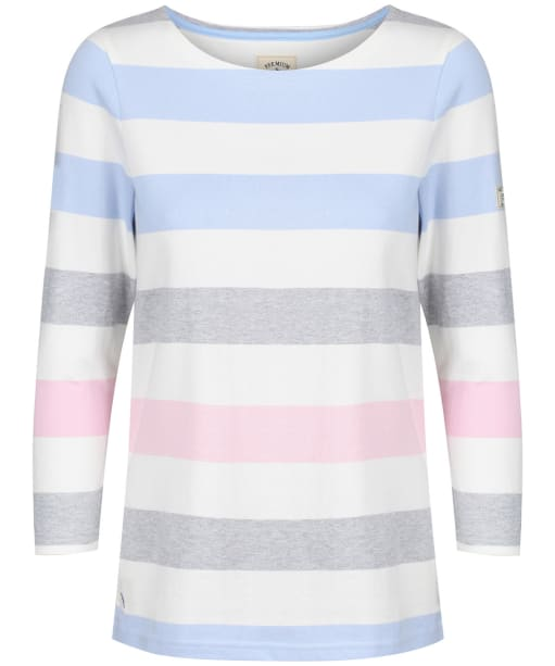Women's Joules Harbour Top - Blue Stripe