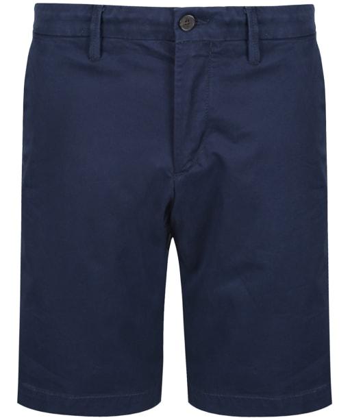 Men's Timberland Squam Lake Stretch Twill Chino Shorts - Dark Navy