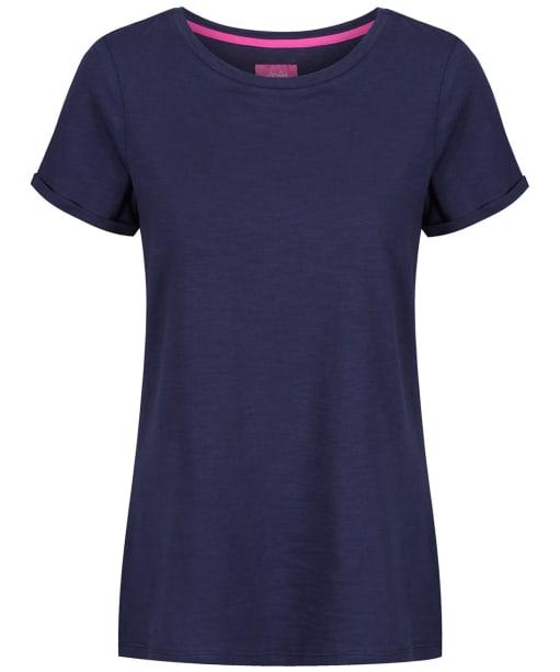 Women's Joules Nessa Jersey T-Shirt - French Navy