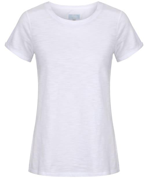 Women's Joules Nessa Jersey T-Shirt - Bright White