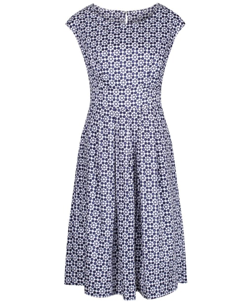 Women's Joules Katalina Dress - Navy Geo