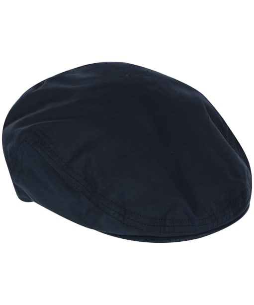 Men's Barbour Irvine Wax Cap - Dark Navy