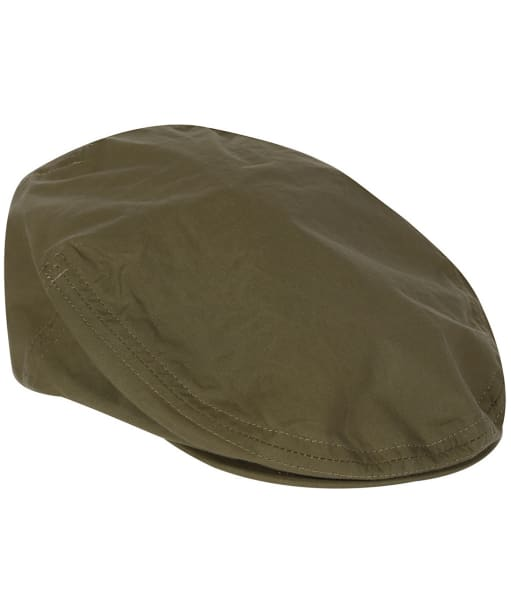 Men's Barbour Irvine Wax Cap - Light Green