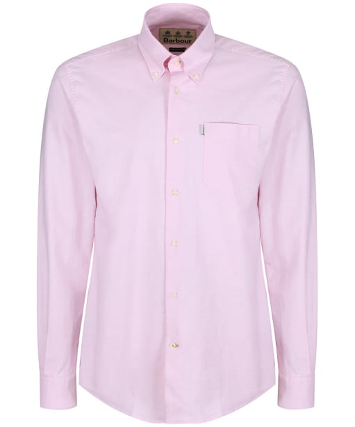 Men's Barbour Oxford 2 Regular Shirt - Soft Pink