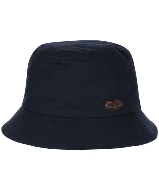Men's Barbour Irvine Wax Sports Hat - Dark Navy