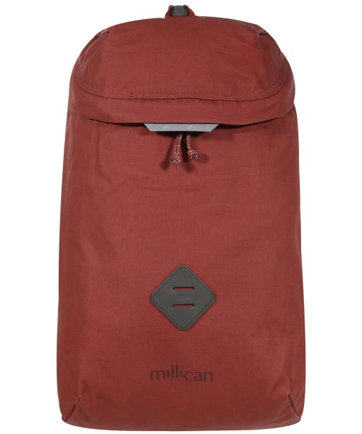 Millican Oli the Zip Pack 15L - Rust Red