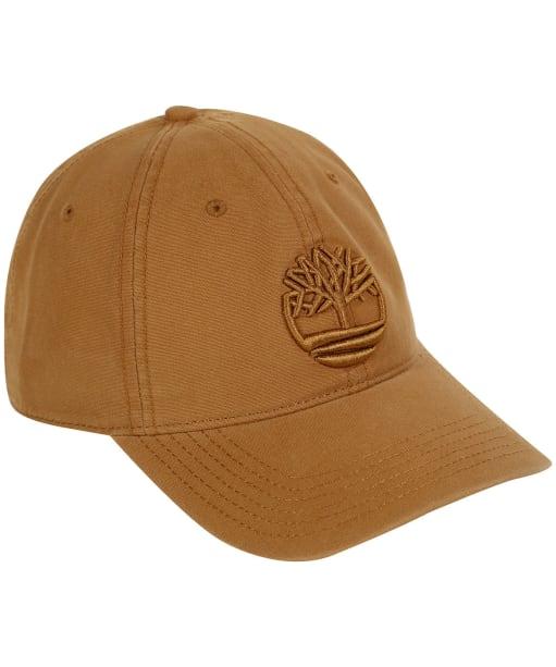 Timberland Cotton Canvas Cap - Wheat