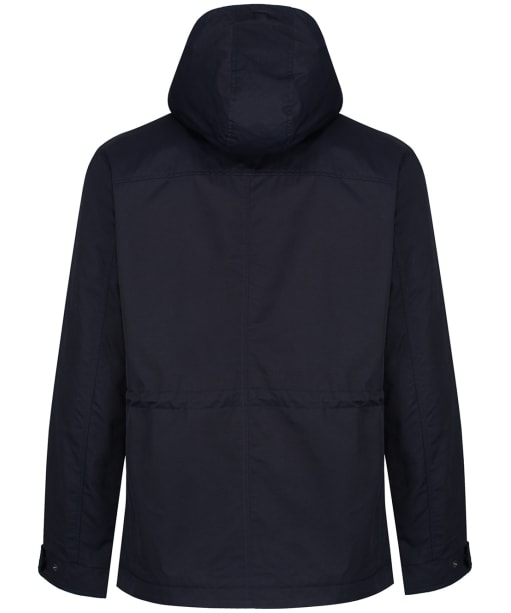 Men's Crew Clothing Weather Jacket - Dark Navy