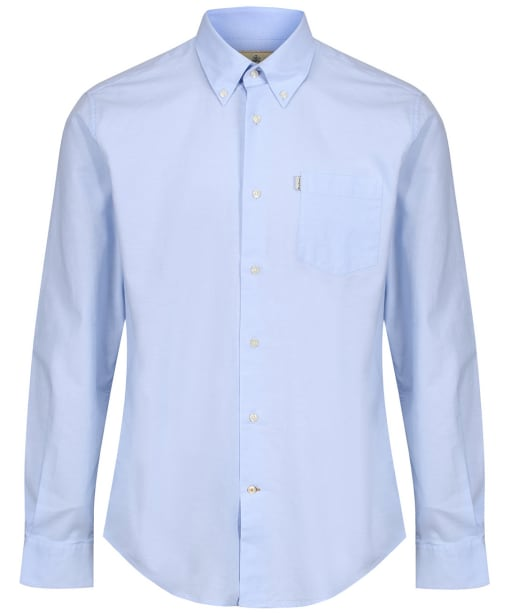 Men's Barbour Oxford 2 Regular Shirt - Sky