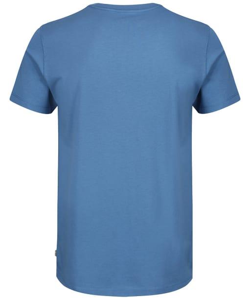 Men's Fjallraven Trekking Equipment T-Shirt - Blue Ridge