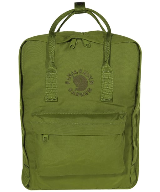Fjallraven Re-Kanken Special Edition Backpack - Spring Green
