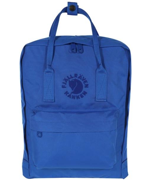 Fjallraven Re-Kanken Special Edition Backpack - UN Blue